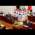 Uroczysta Sesja Sejmiku Województwa Śląskiego / fot. Tomasz Żak / UMWS